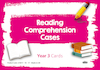 Reading Comprehension Cards Year 3  small