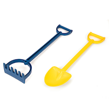 Rakes and Shovels Set  medium