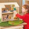 Budget Dolls  House  small