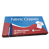 Fabric Assorted Crayons 12pk  small