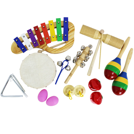 Childrens Percussion Pack 10pk  large