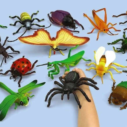 Small World Giant Bug Collection 24pcs  large