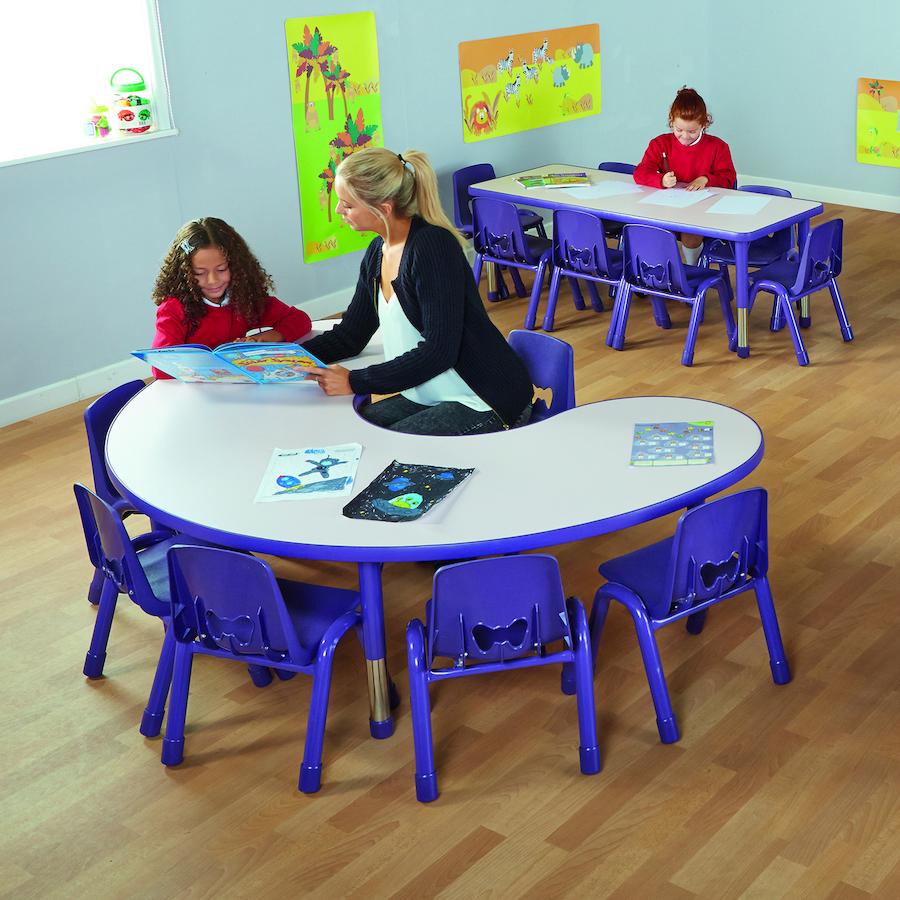 Buy Valencia Classroom Furniture Set Purple Tts