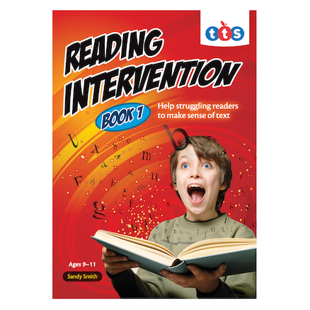 Reading Intervention Activity Book 1 Ages 9\-11  large