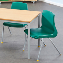 Fully Welded Table 4pk NP Chair  medium