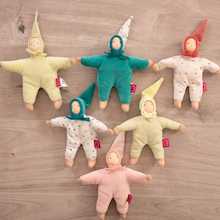 Pure Natural Rubber Star Baby Dolls  medium