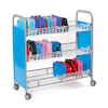 30 Lunchbox Metal Trolley  small