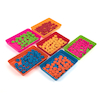 Colourful Pebble Counter Sorting Kit  small