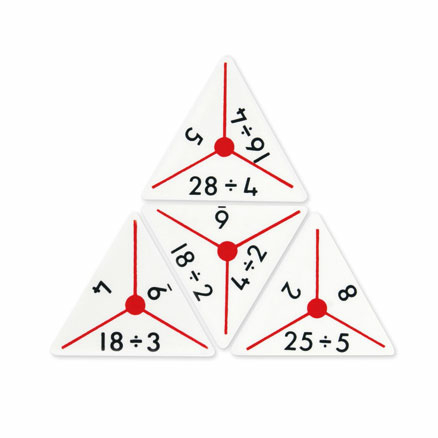 Division Shapes Number Consolidation Game  large
