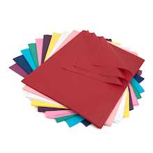 Tissue Paper Sheets Assorted 508 x 762mm 480pk  medium