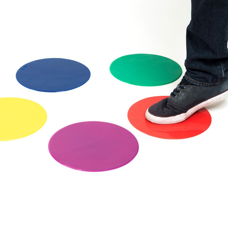 Buy Rubber Floor Spot Markers