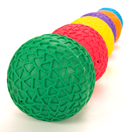 Easy Grip Groove Balls 6pk  large
