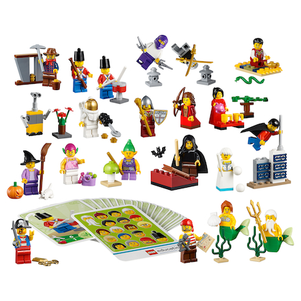 LEGO Fantasy Minifigures 22pcs  large