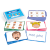 French Vocabulary Builders \- Family  small