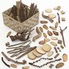 Wood Selection Basket 3kg  small