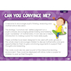 Can You Convince Me? Activity Cards Year 6  small