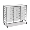 Gratnells Silver Frame Unit  small