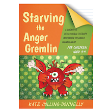 Starving the Anger Gremlin Workbook  medium