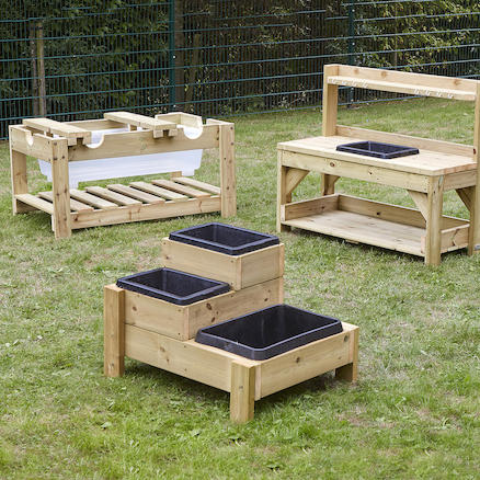 Outdoor Messy Play Collection  large