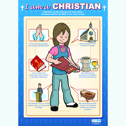 Religious Poster Packs A1  large