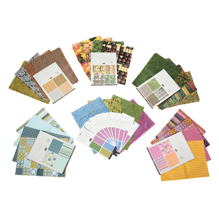 Primary Designs Decoupage Paper Assorted 480pk  large