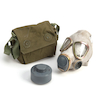 WW2 Replica Gas Mask and Bag  small
