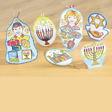 Hannukah Art and Craft Activity Pack  medium