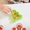 Gingerbread Family Maths Counter and Sorting Kit  small