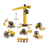 Small World Wooden Construction Site Multibuy  small