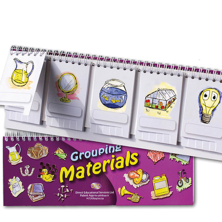 Grouping Materials Flipbook  large