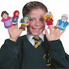 Fairytale Finger Puppets Set 20pk  small