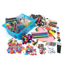 Collage Craft Compendium Assorted  medium
