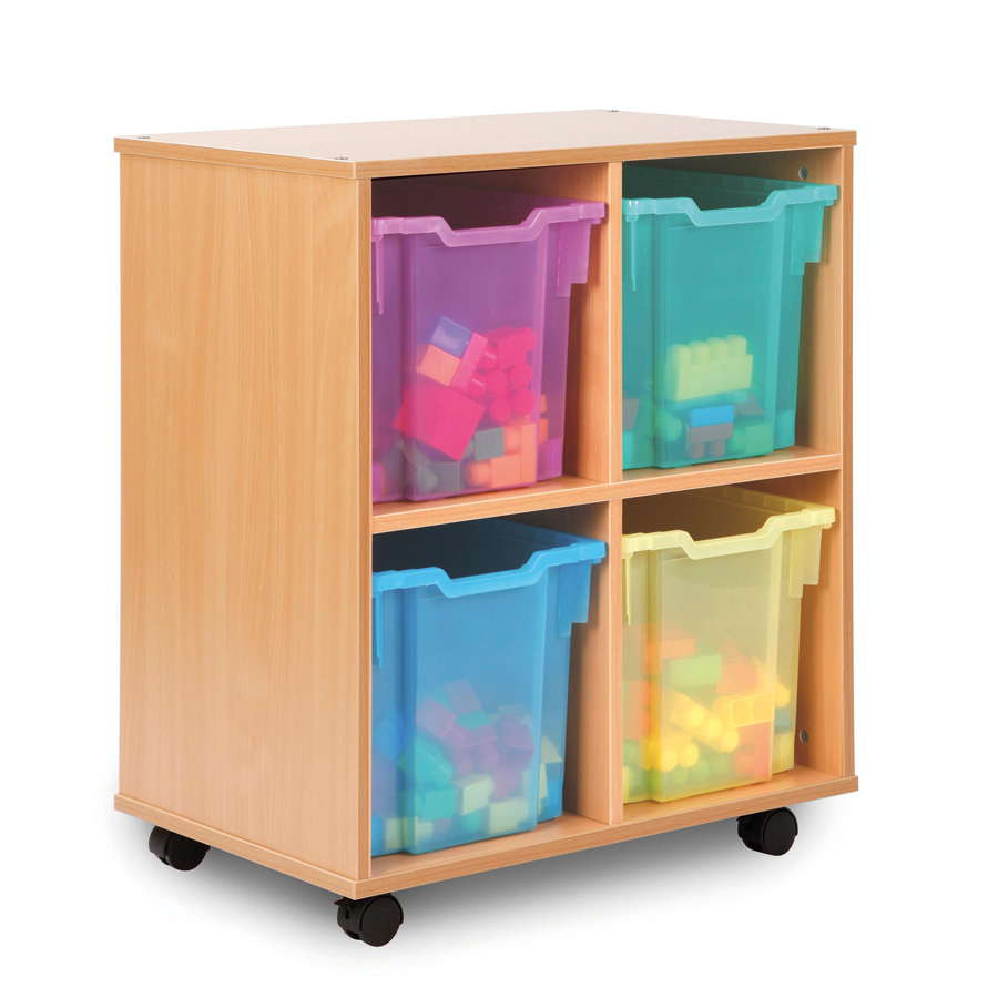 Buy Allsorts Stackable Tray Storage Translucent Trays
