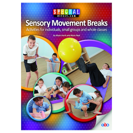 Sensory Movement Breaks Activity Book  large