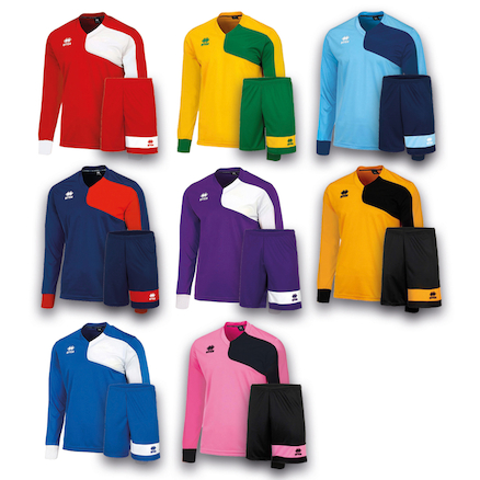 Long Sleeve PE Junior Sports Kits  large