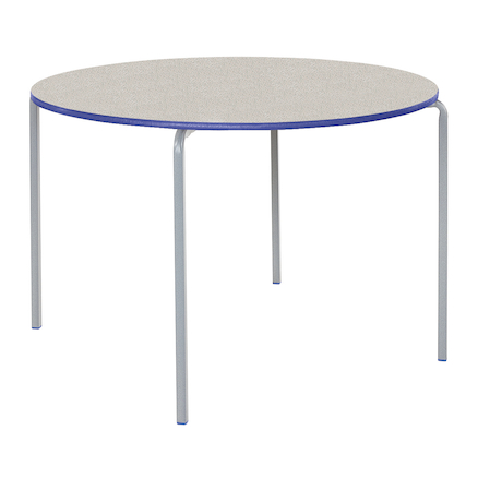 Crush Bent PU Edge Circular Tables  large