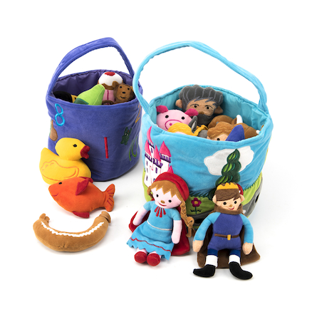 Number Rhymes & Fairytale Baskets Special Offer  large