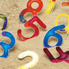 Squidgy Sparkles Numbers Set 0-9  medium