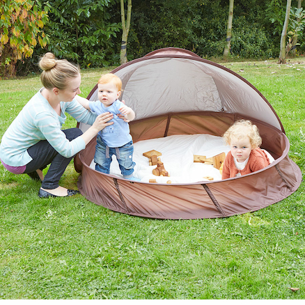 Baby Pop Up Shade And Shelter Pod  large