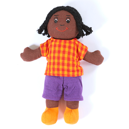 Mini Children of Our Community Dolls Max  large