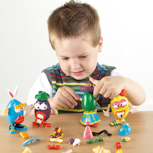 Monster Maximix Construction Set 50pcs  medium