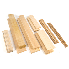 Assorted Balsa Wood 120pk  medium