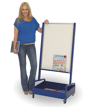 Store \'n\' Write Mobile Whiteboard 1.34m  large