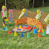 Role Play Construction Site Play Set  small