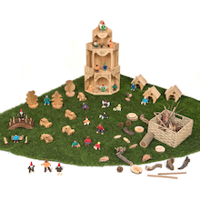 Imaginative Play Small World Kit  medium