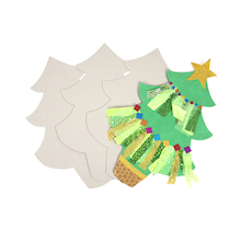 Greyboard Display Christmas Trees 3pk  medium