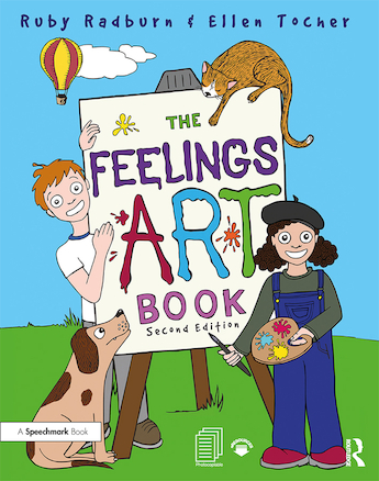 Feelings Activity Artbook  large