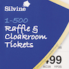 Cloakroom and Raffle Tickets 12pk  small