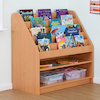 Valencia Front Facing Book Storage  small