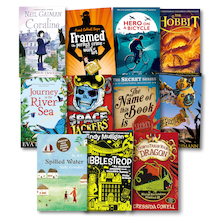 Year 5 and 6 High Achievers Books 11pk  medium